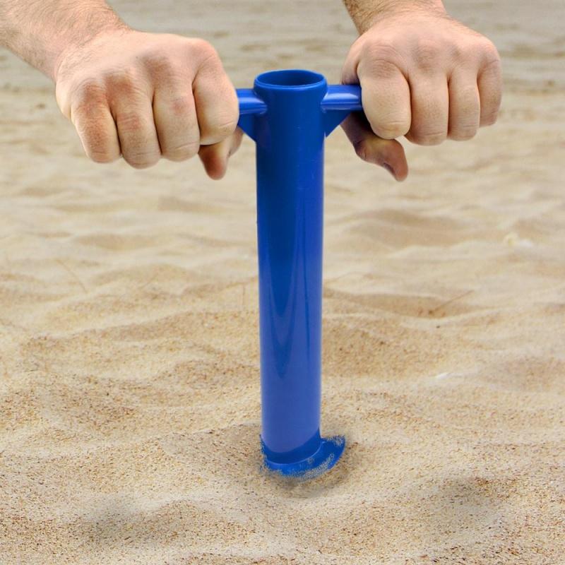 Plastic Beach Umbrella Sand Anchor