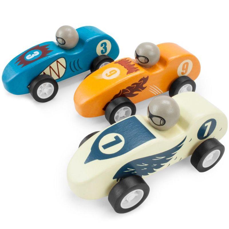 Pull-Back Derby Racer