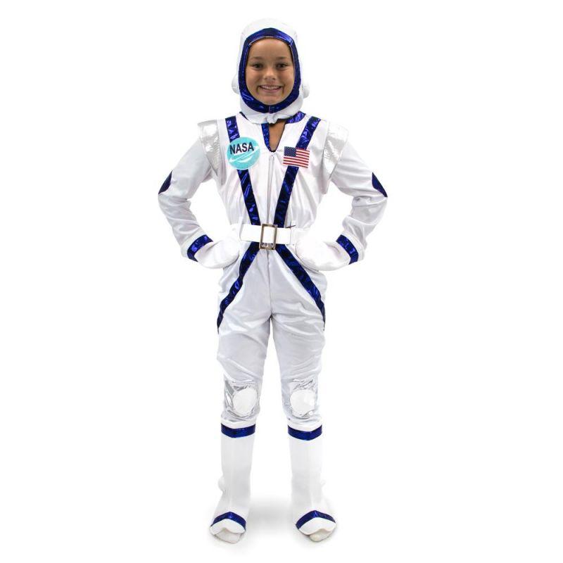 Children's Deluxe Astonaut Costume