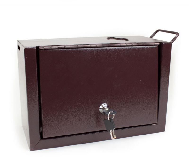 Slim Line Toke & Rake Lock Box
