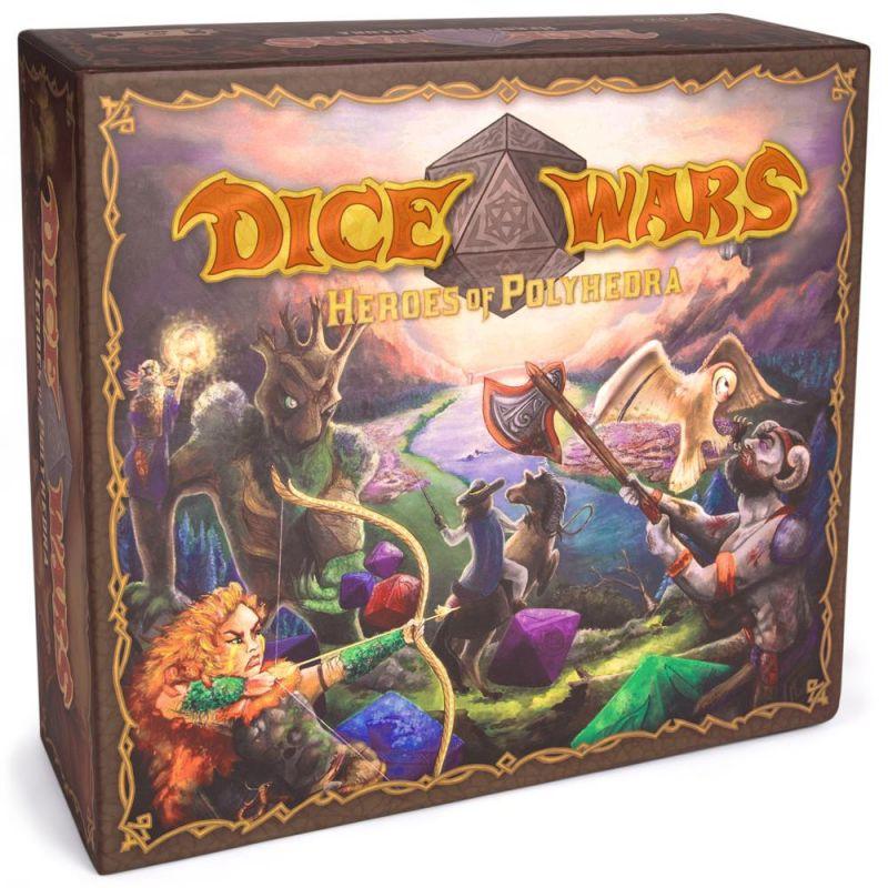Dice Wars: Heroes Of Polyhedra