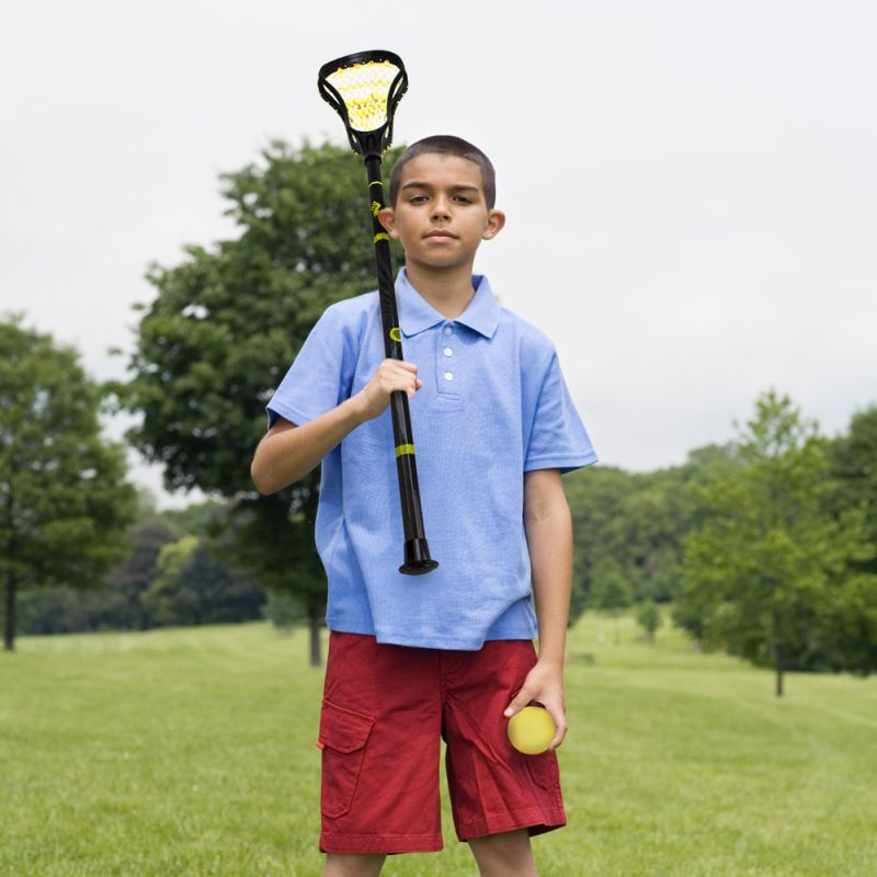 "Domination 33"" Indoor/Outdoor Lacrosse Mini Stick"