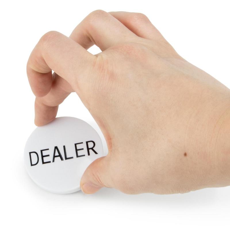 Standard Dealer Button