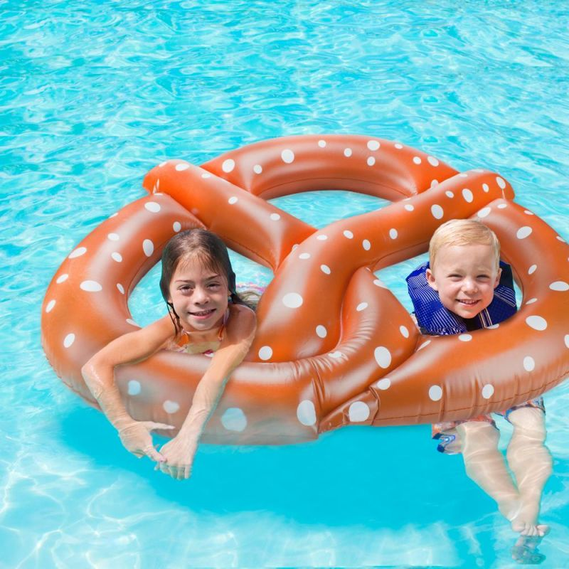"54"" Pretzel Pool Float"
