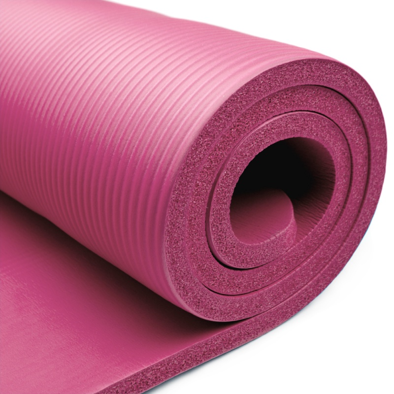 Extra Thick (3/4In) Yoga Mat - Pink