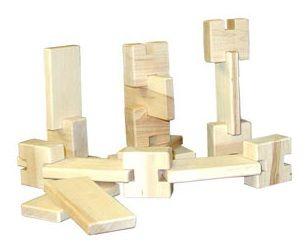 Beka Little Builder Block Set: 18 Pieces Set