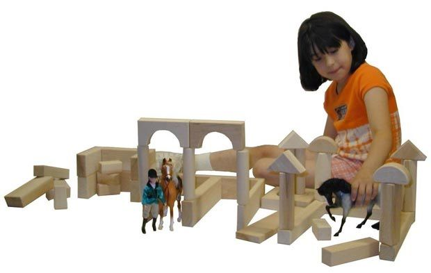 Beka The Innovator Block Set: 28 Pieces Set