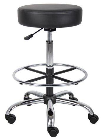 Boss Caressoft™ Medical/drafting Stool