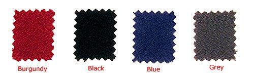 Boss Black Fabric Guest Chair