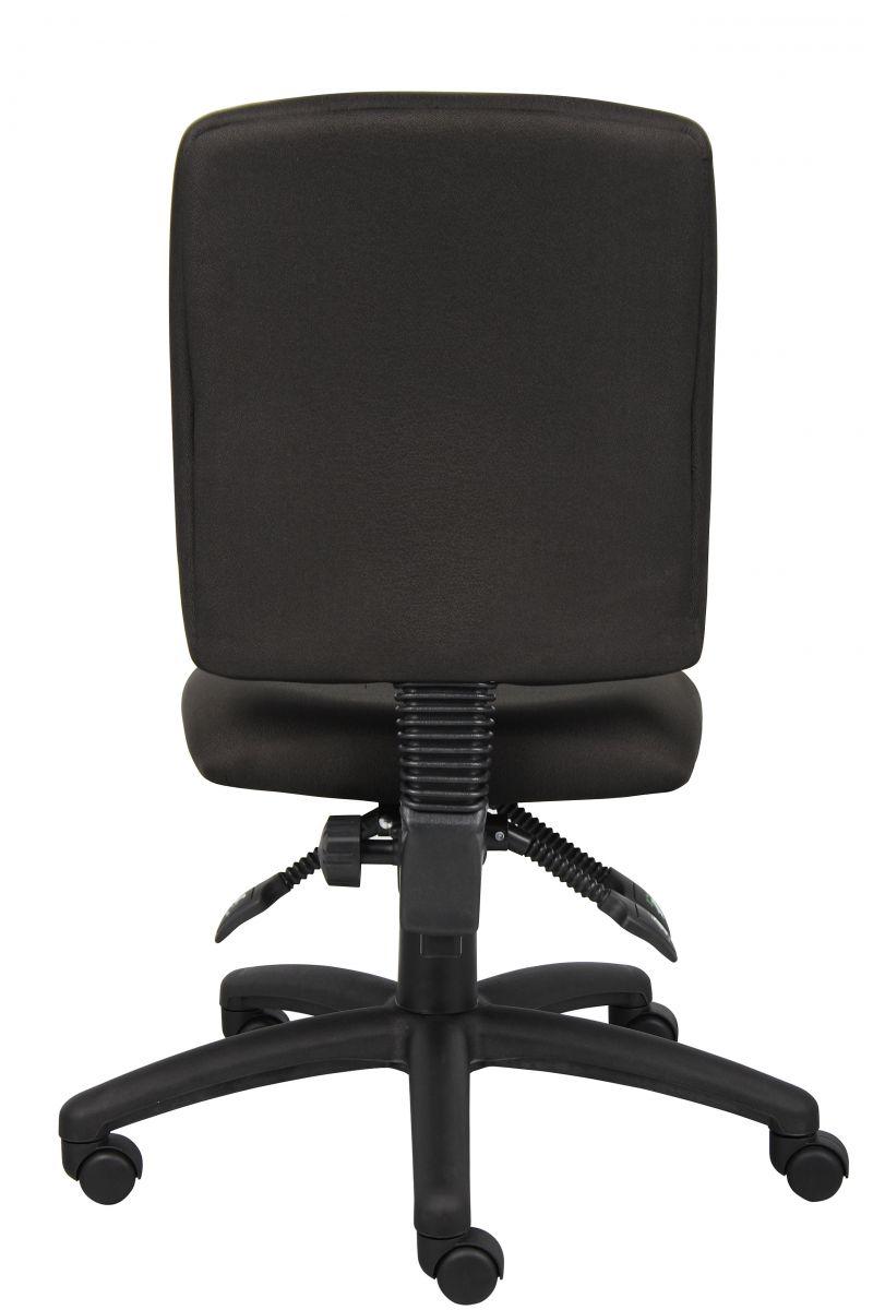 Boss Multi-Function Fabric Task Chair