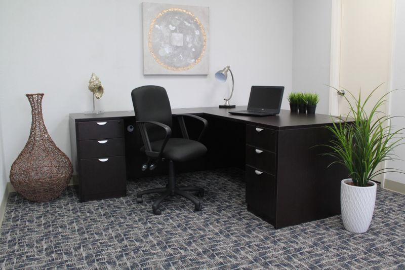 Boss Multi-function Fabric Task Chair W/loop Arms
