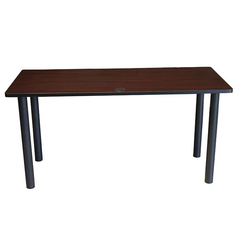 Boss Training Table 60″w X 24″d Mahogany (top Only)