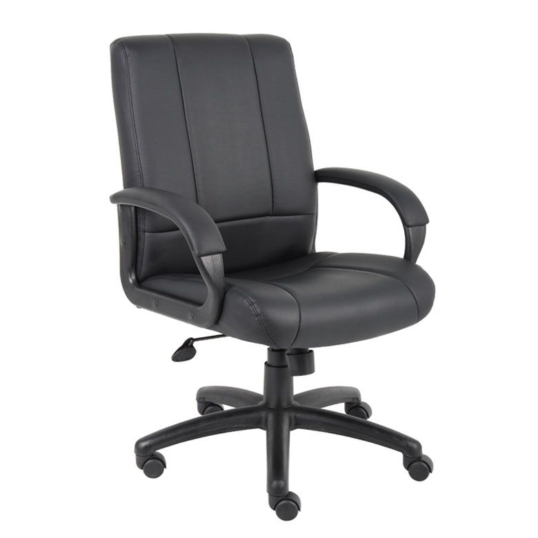Boss Caressoft™ Executive Mid Back Chair