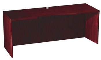 Boss Curved Credenza Shell