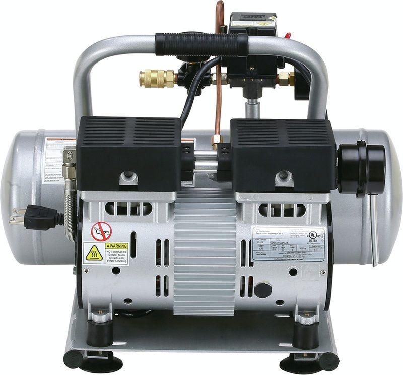 California Air Tools 2010A 1.0 HP Ultra Quiet Air Compressor