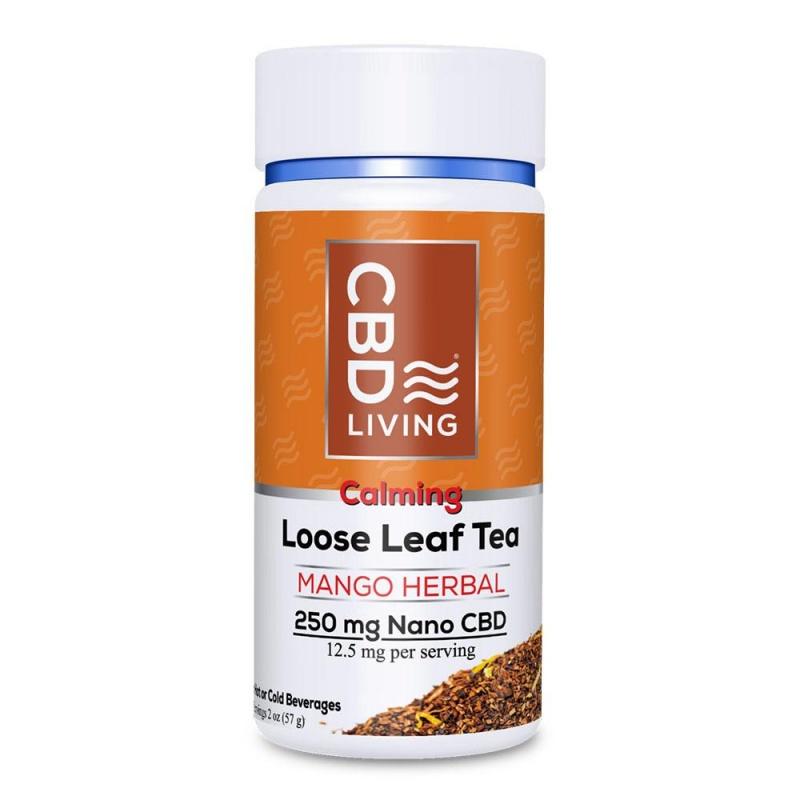 Cbd Tea - Mango Herbal 250 Mg