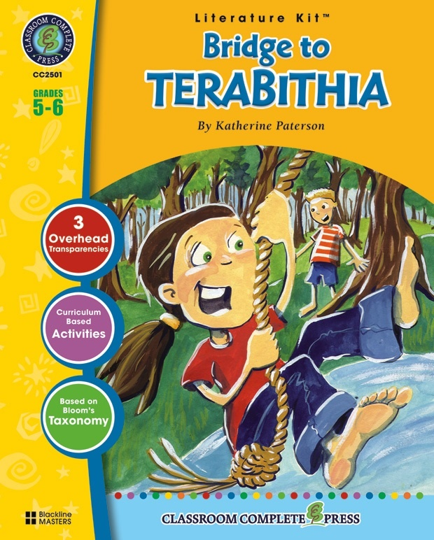 Classroom Complete Regular Education Literature Kit: Bridge to Terabithia, Grades - 5, 6