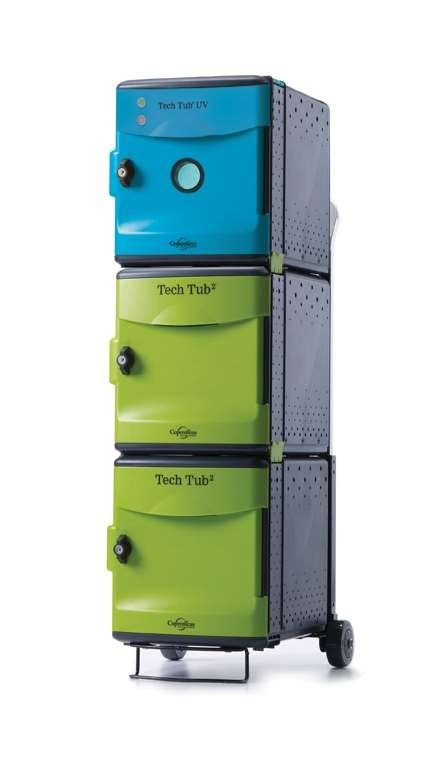 Copernicus Tech Tub2 Trolley With UV Tub – Charges 10 Devices