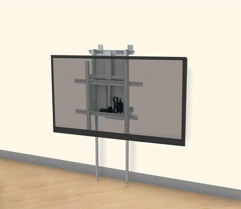 Copernicus IRover2 Height-adjustable Wall Mount For Flat Panels (studded Walls)