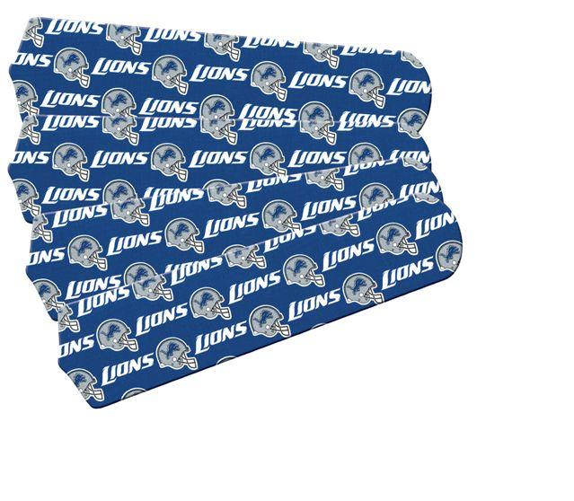 "New Nfl Detroit Lions Football Ceiling Fan 42"""