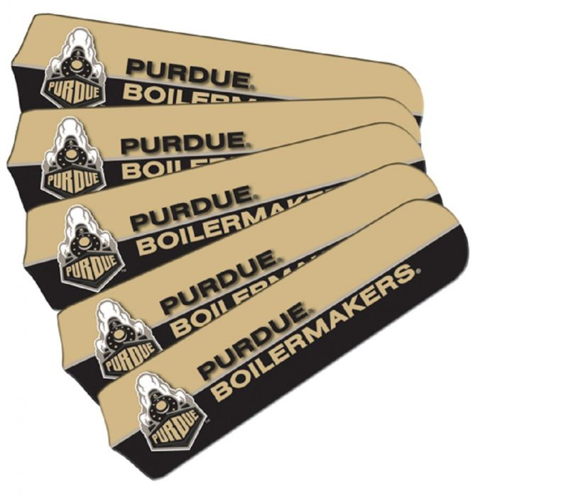 "New Ncaa Purdue Boilermakers 42"" Ceiling Fan"