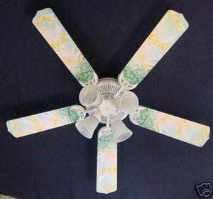 "New Tinkerbell Princess Fairy Ceiling Fan 52"""