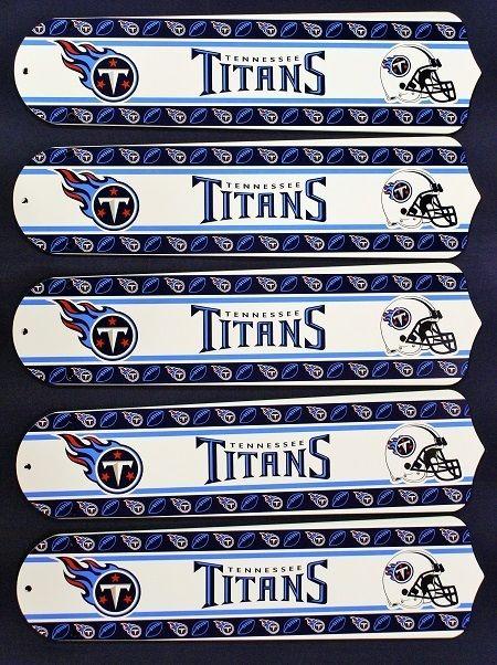Ceiling Fan Designers NFL Tennessee Titans Fan/Blades