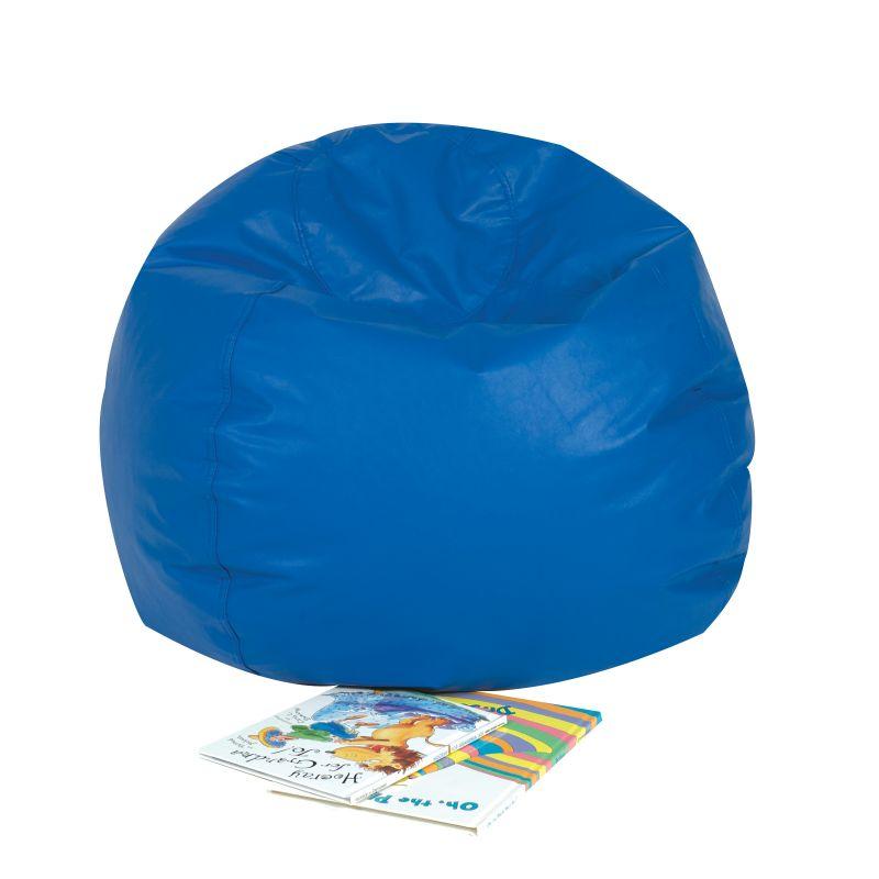 Go2 Bean Bag 26″ Round – Blue