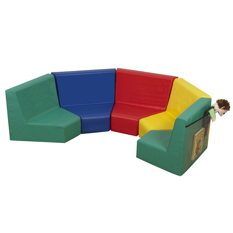 Modular Seating – 5 Piece