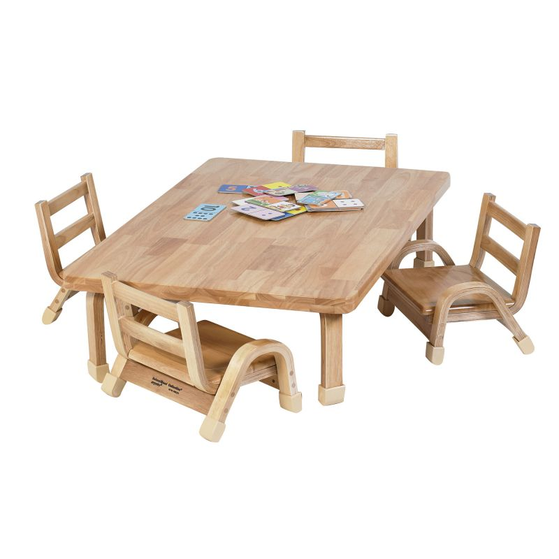 Naturalwood™ Collection Toddler Rectangle Table & Chair Set