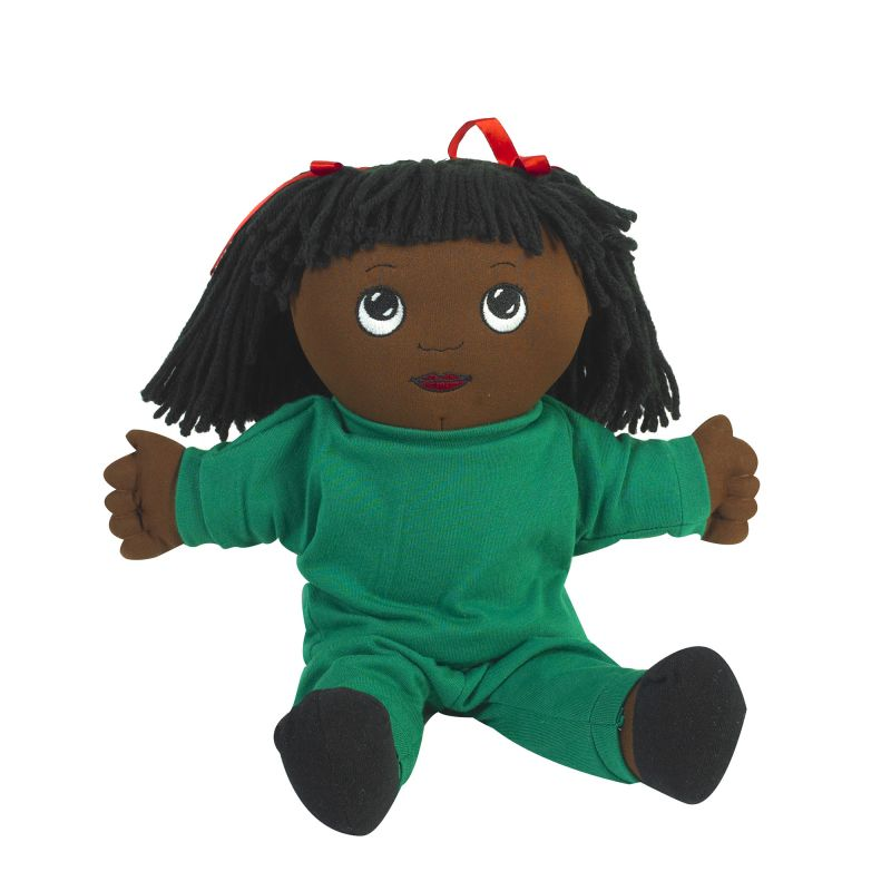 Sweat Suit Doll – African American Girl