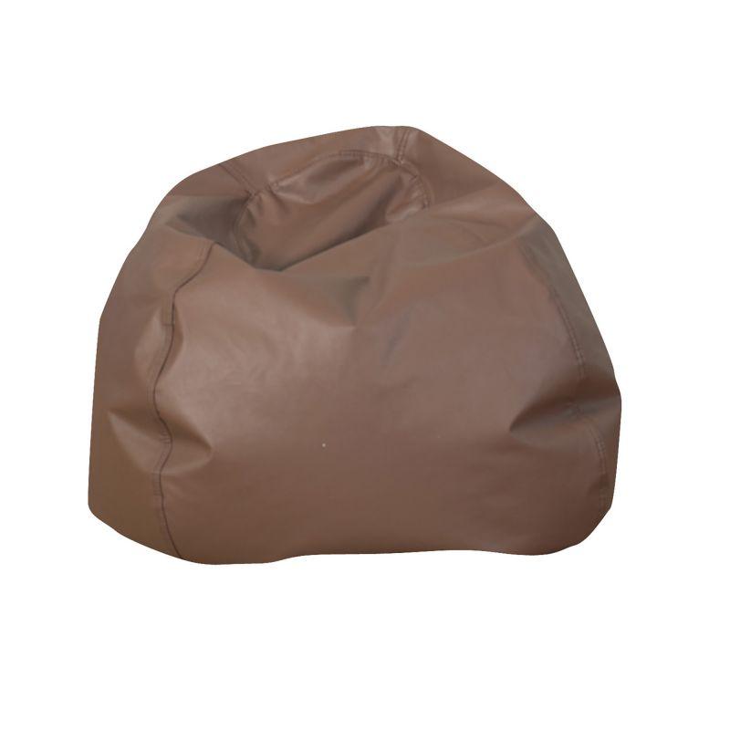 Go2 Bean Bag 35″ Round – Walnut