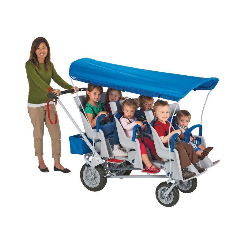 Runabout® 6 Passenger Stroller