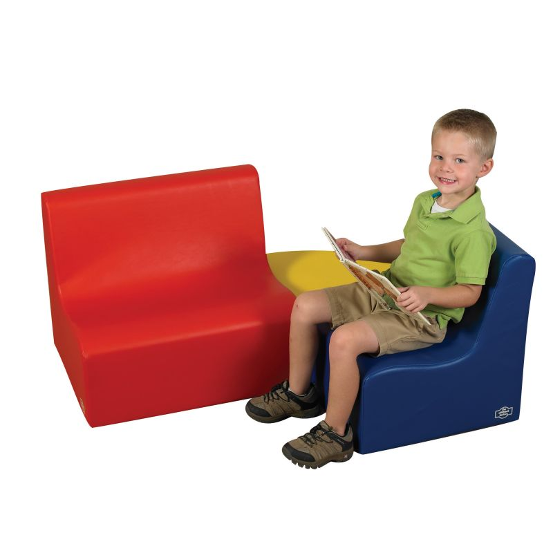 Preschool Contour Seating – Primary 3 Piece
