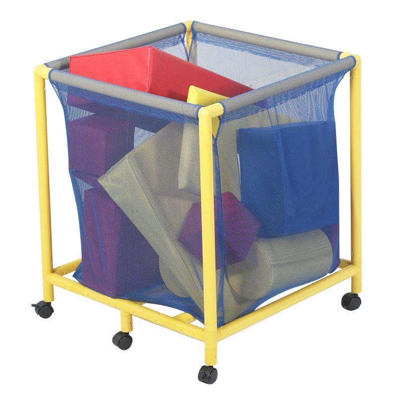 Mobile Equipment Toy Box – Square