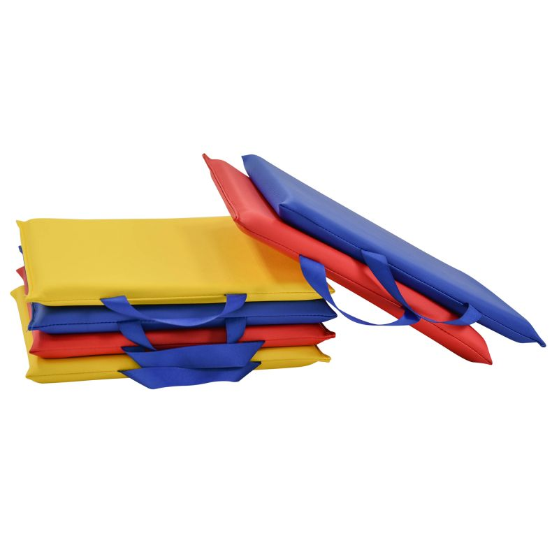12″ Primary Sit-upons – Set Of 6