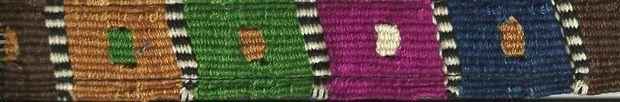 Color Pet™ Maya Custom Personalized Checker Leash: Large