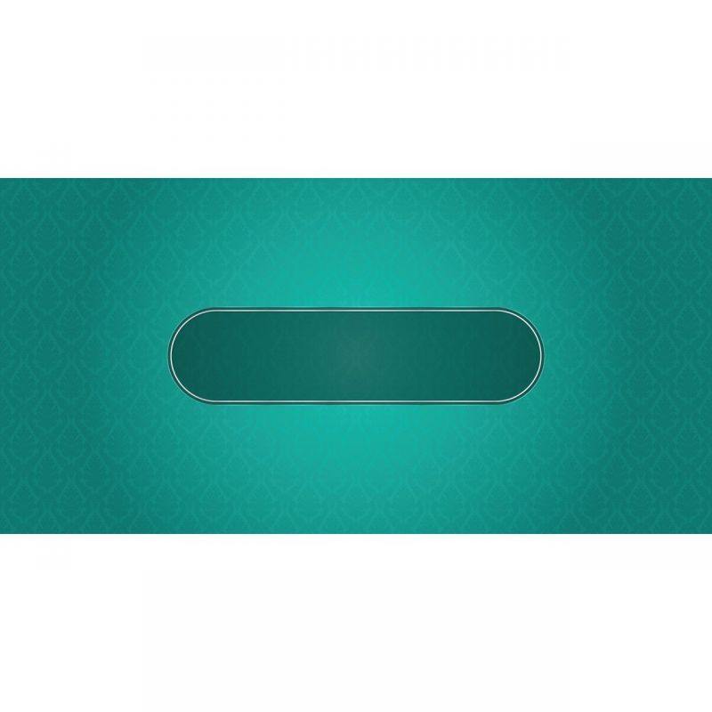 Classic Holdem Layout - Teal