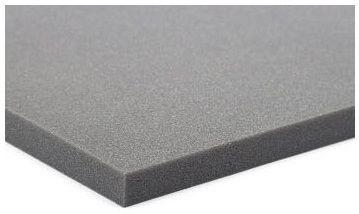 """Poker Table Rail Foam Sheet 70 Pound 1"""" X 54"""" X 105"""""""