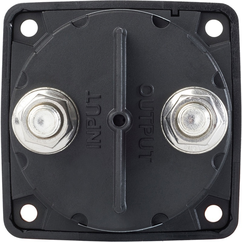 Blue Sea 6006200 Battery Switch Mini On/off - Black