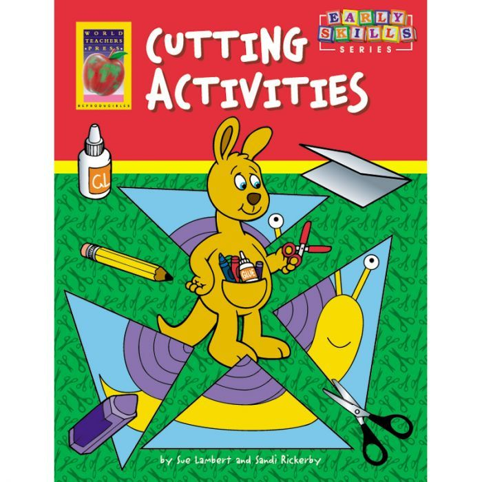 Early Skills: Cutting Activities