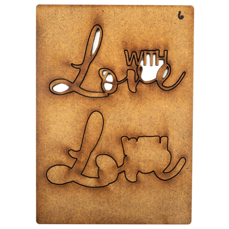 Creative Expressions Art-effex With Love