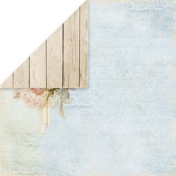 Craft & You Design Rose Garden 6x6 Paper Pad
