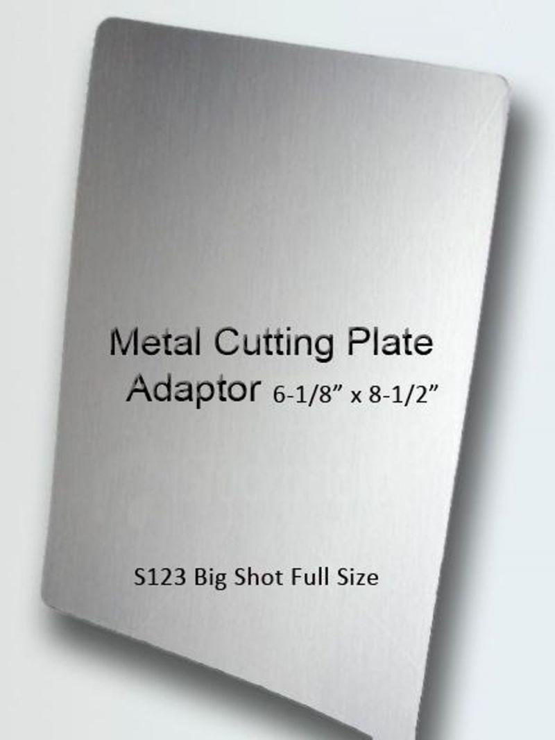 Large Metal Adaptor Plate