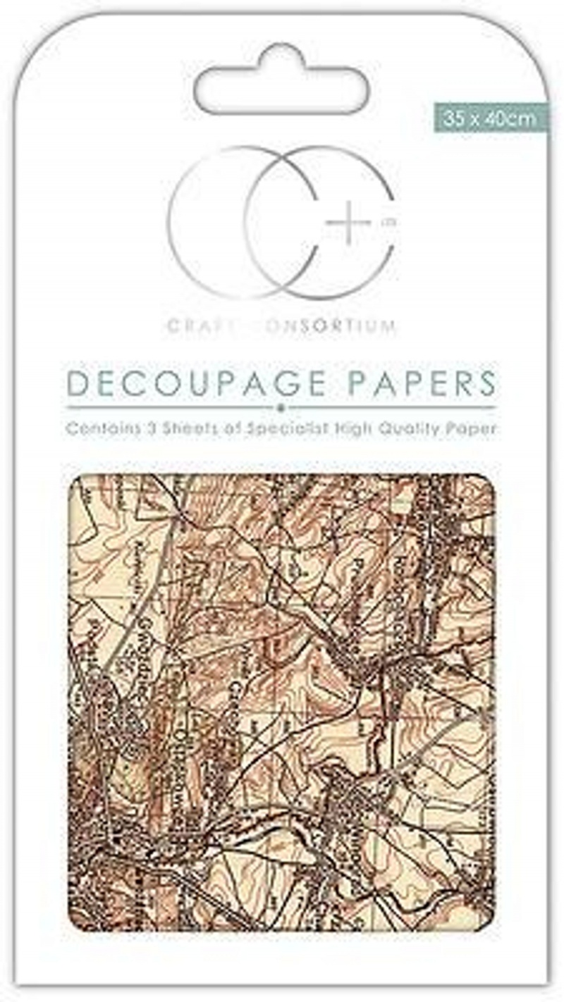 Vintage Decoupage Papers