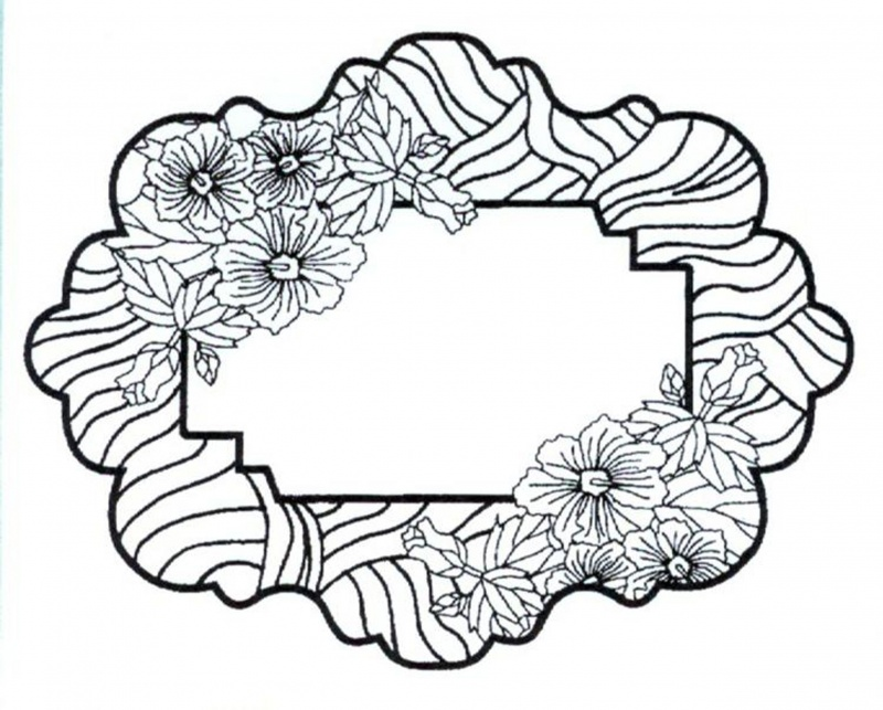 Ce Foam Stamps -sand Dune Floral