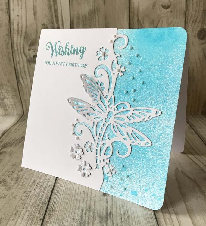 Paper Cuts Collection Dragonfly Edger Craft Die