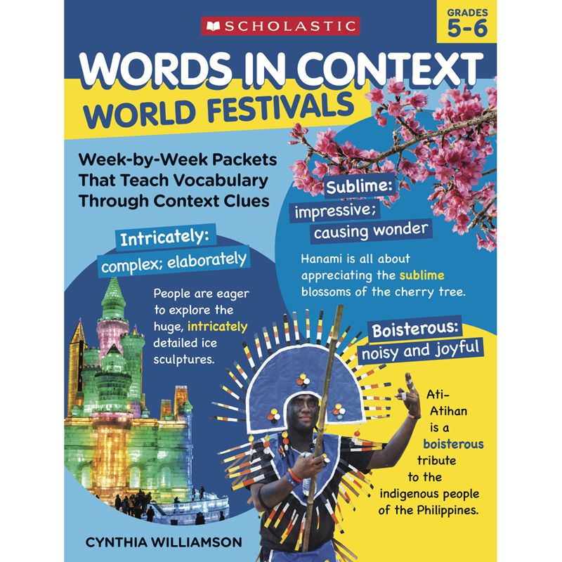 Words In Context Word Festivals