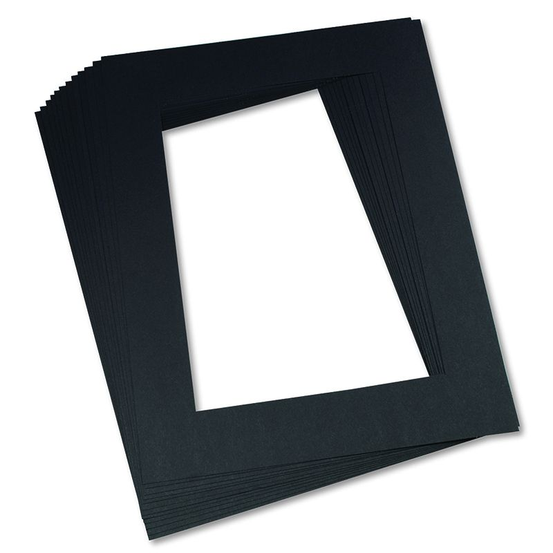 Black Frames 9 X 12