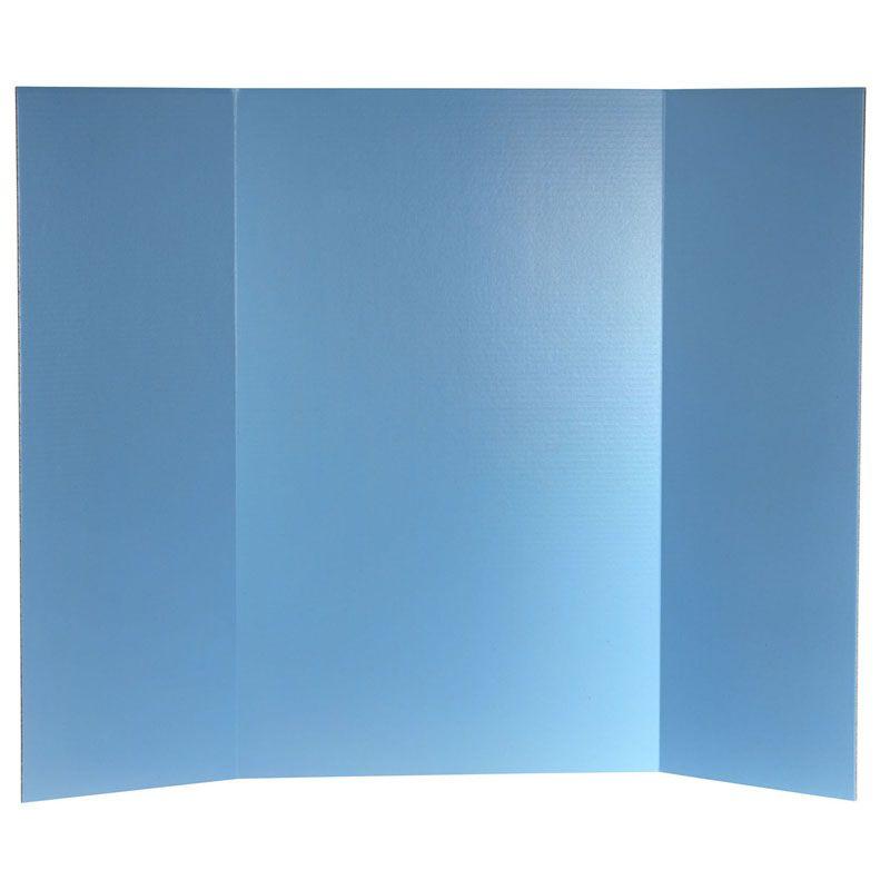 1 Ply Sky Blue Project Board 24pk